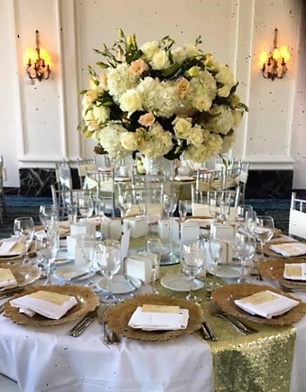 A Beautiful Crystal Ballroom Wedding!