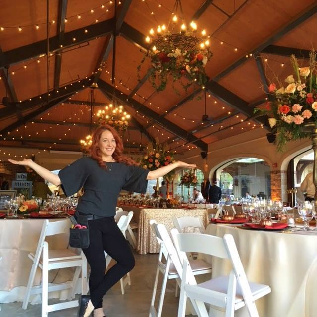 Stunning Fall Wedding at St. Albans