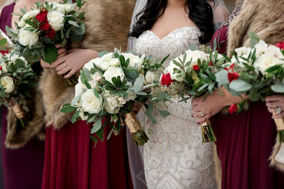 The Colors… The Bouquets… The Stolls…